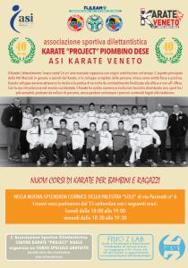 Karate Project Piombino