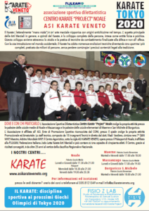 Volantino Karate